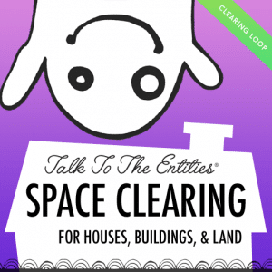 space clearing with entities