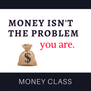 I offer money is not the problem class
