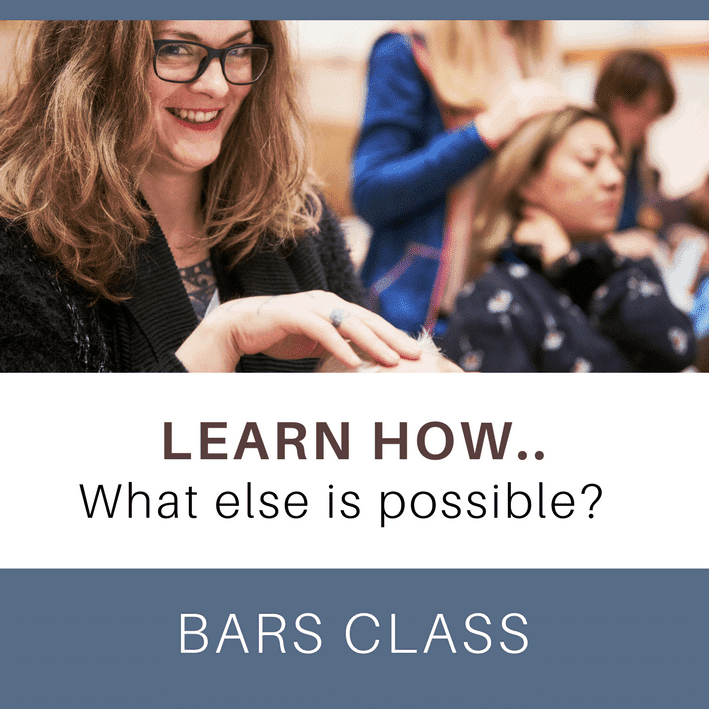 I offer access bars class