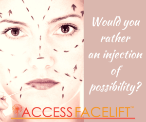 I offer the access facelift london