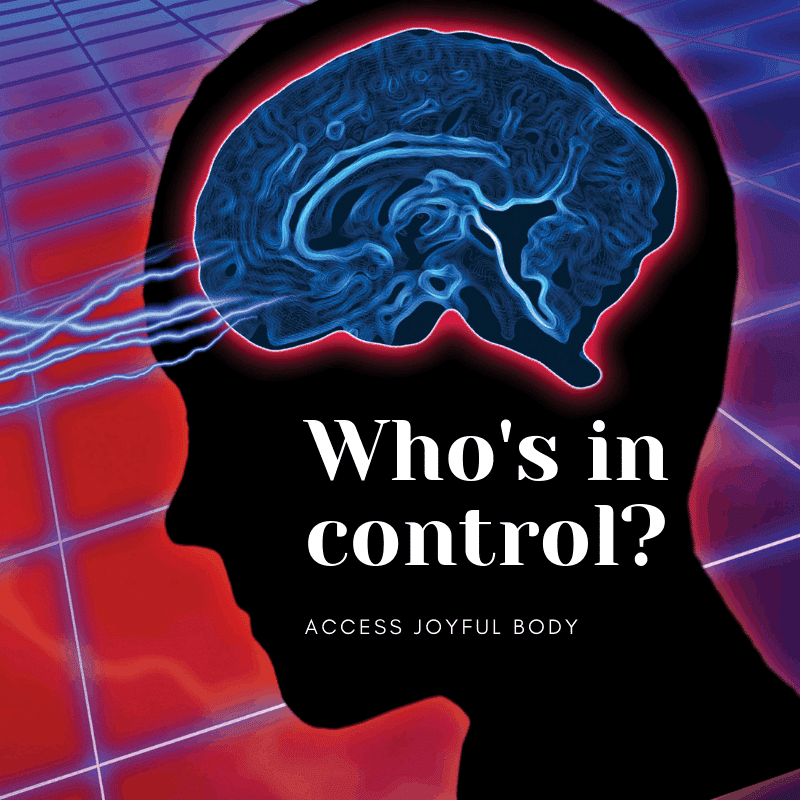 what if your mind is not in control