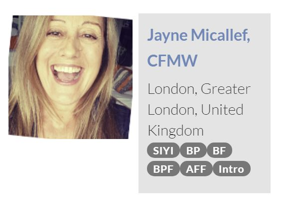 access consciousness profile for jayne micallef