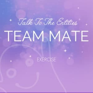 Team mate exercise