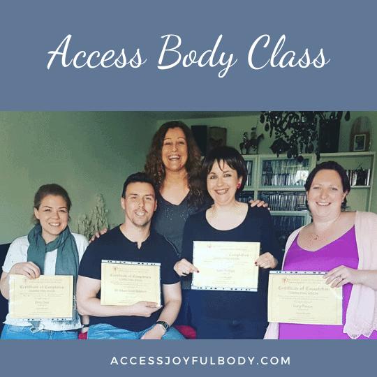 Access Body Class participants