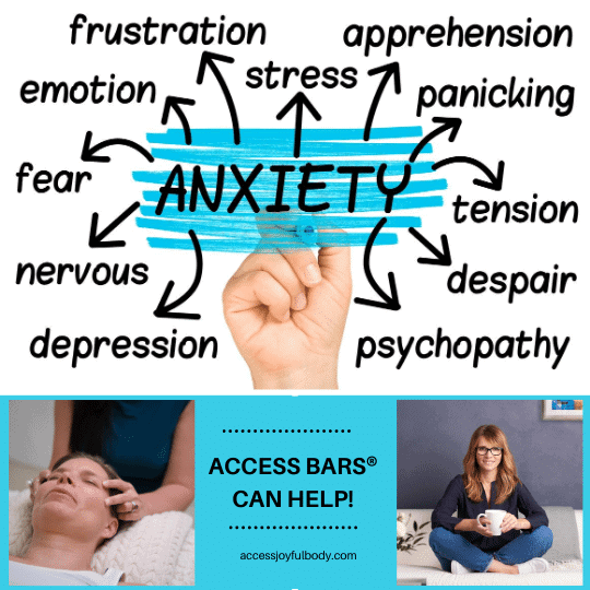 How access bars can help alleviate anxiety