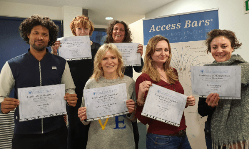 access consciousness certified practitioner