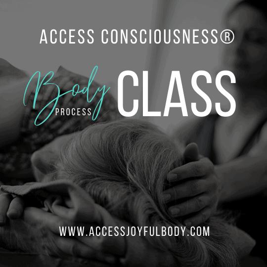 access consciousness body process london