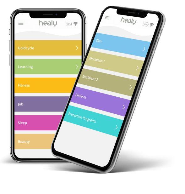 healy device program mobile